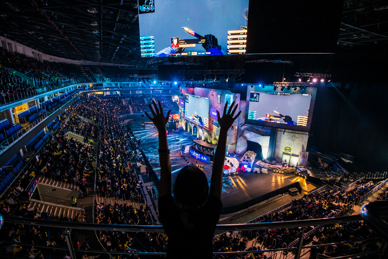 Counter Strike: Global Offensive esports event
