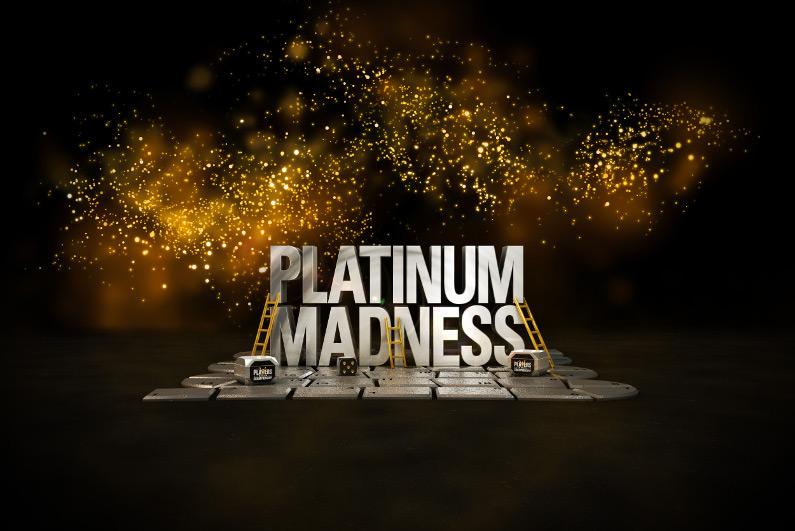 PokerStars Platinum Madness graphic