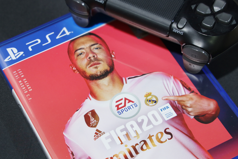 FIFA 20 for PS4 console