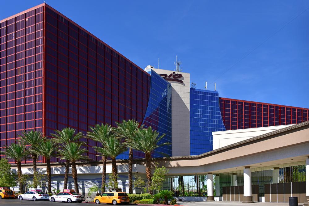The Rio in Las Vegas, home of the WSOP