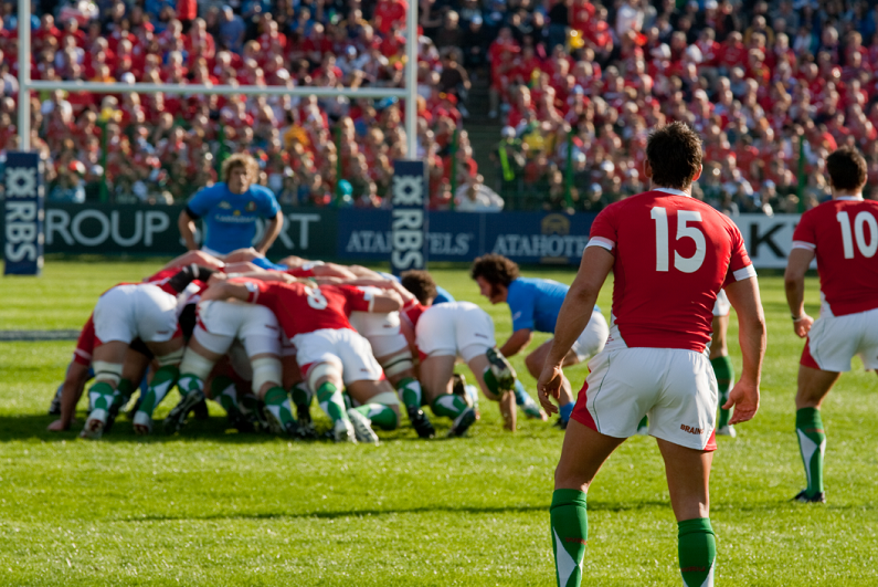 Wales vs. Italy in the Six Nations