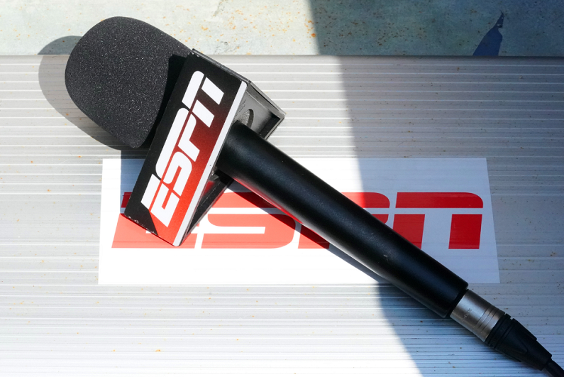 ESPN microphone