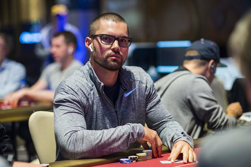 professional poker player David 'Doc' Sands