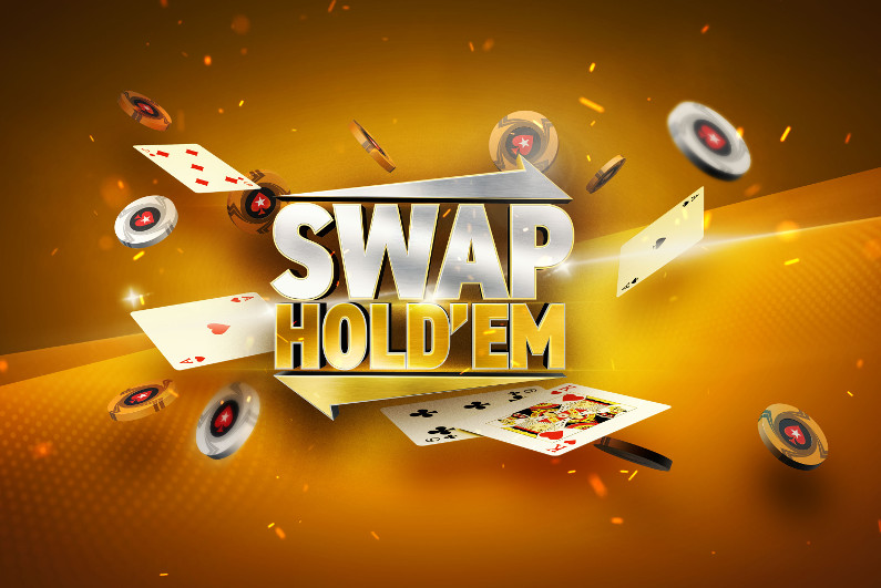 PokerStars Swap Hold'em logo