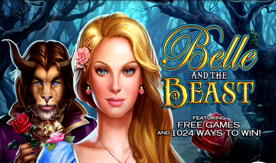 Belle and the Beast slot by High 5 Games