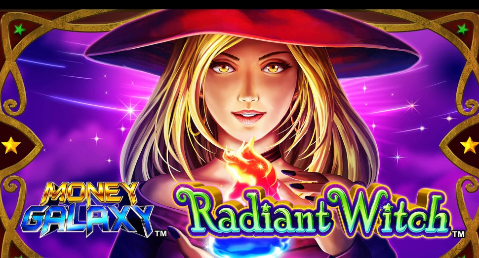 Money Galaxy: Radiant Witch slot by Konami