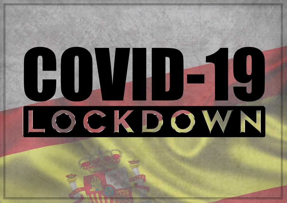 Spain coronavirus lockdown