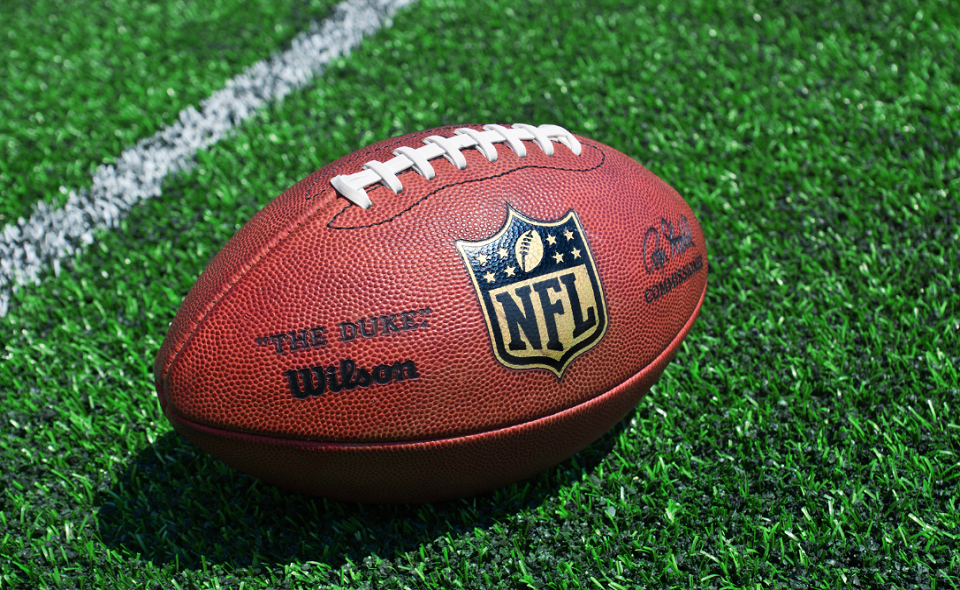 official ball of the NFL