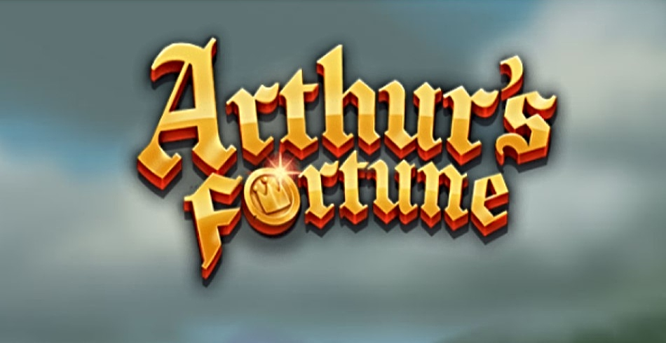 Logo of Arthur's Fortune by Yggdrasil online slot by