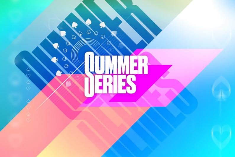 PokerStars Summer Series logo