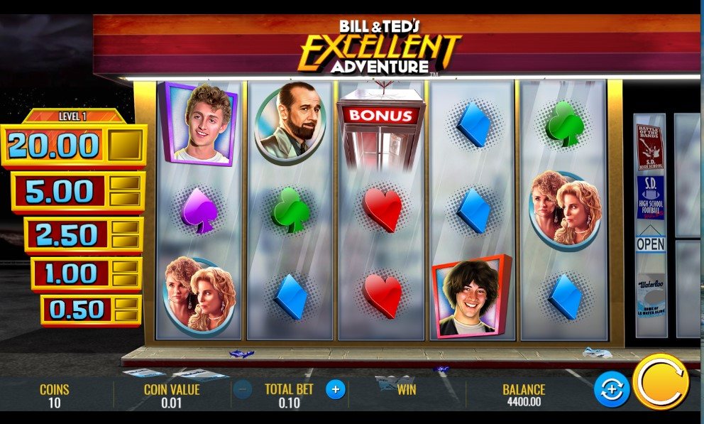 New Ted Slot