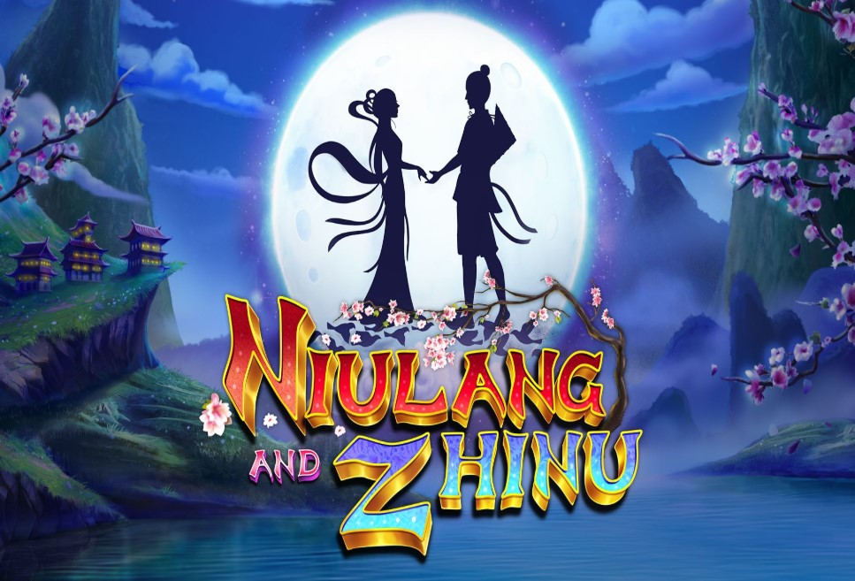 Niuland and Zhinu slots logo by Ainsworth