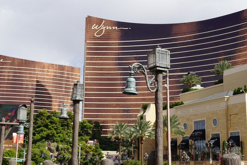Wynn and Encore in Las Vegas