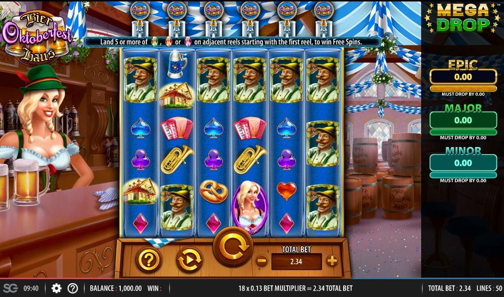 fruit crush Casino