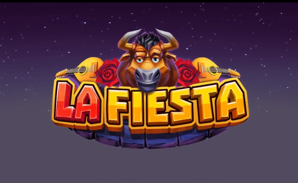 La Fiesta slot title by Relax Gaming