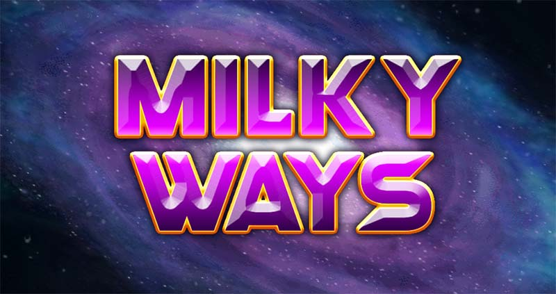 Milky Ways slot title by Nolimit Gaming