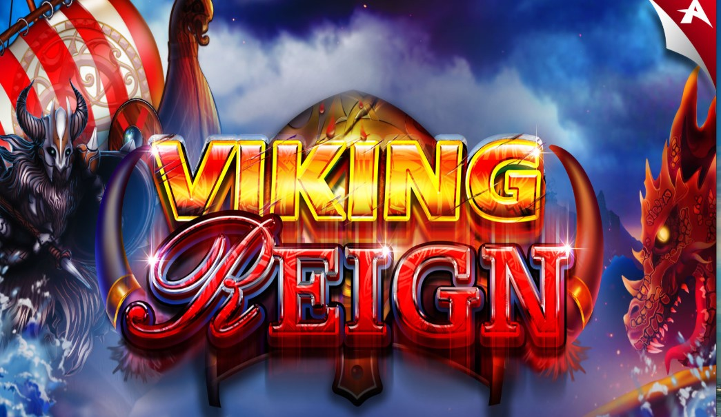 Viking Reign online slot title by Ainsworth