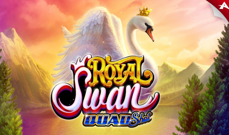Royal Swan slot title by Ainsworth