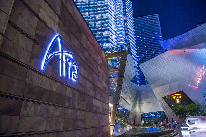 ARIA Resort & Casino in Las Vegas
