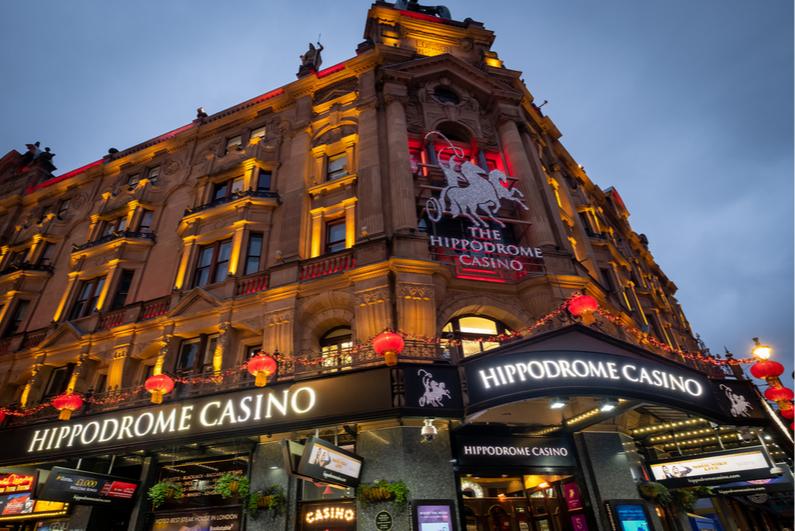 London's Hippodrome Casino