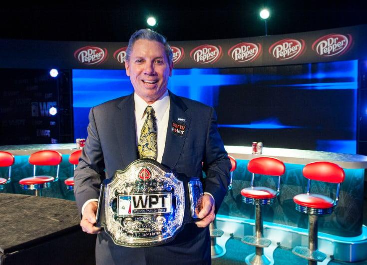 Mike Sexton WPT Montreal Champion