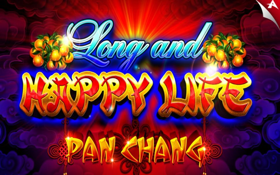 Long and Happy Life slot loading screen by Ainsworth