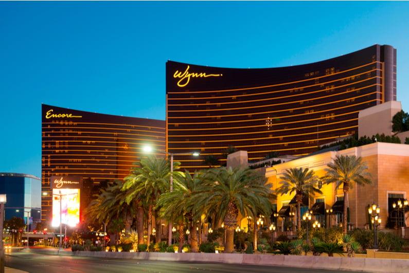 Wynn Las Vegas exterior