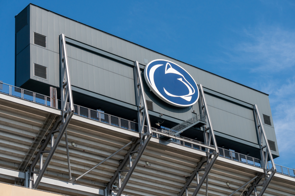 logo of Penn State Nittany Lions football team
