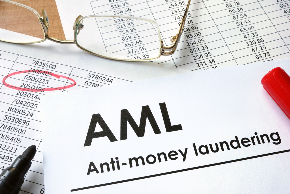 anti-money laundering investigation