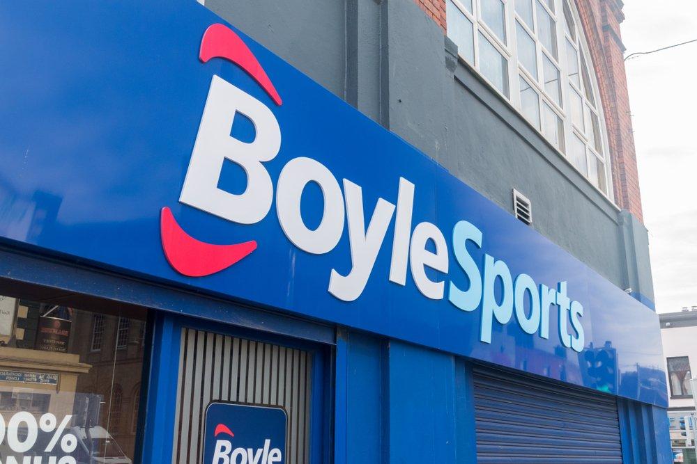 BoyleSports betting shop