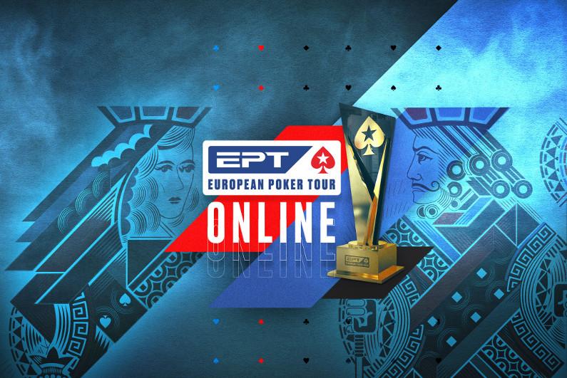European Poker Tour Online Series logo
