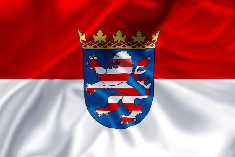Flag of Hesse, Germany