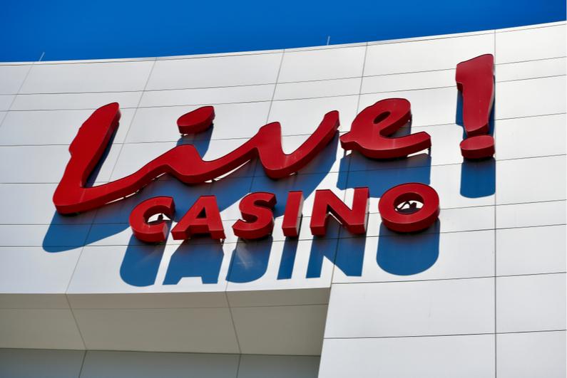 Live! Casino logo