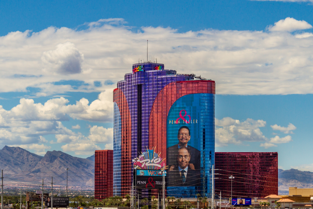 Rio Hotel and Casino in Las Vegas