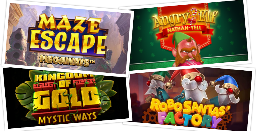 Slots of the Week December 18 2020 Feature Image