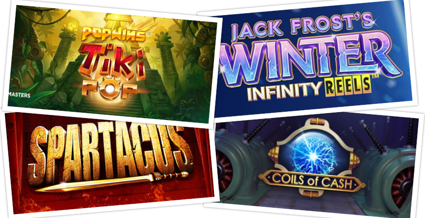 Slots of the Week December 25 2020