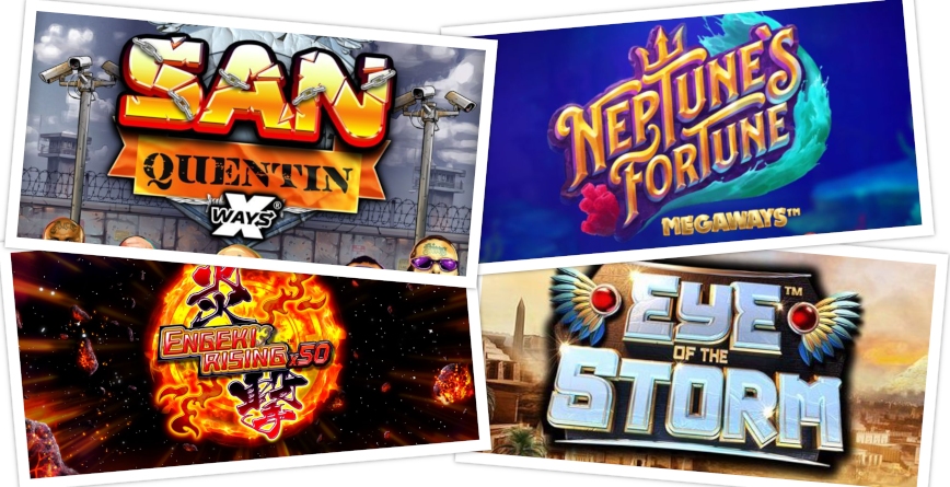Slots of the Week feature January 15 2021