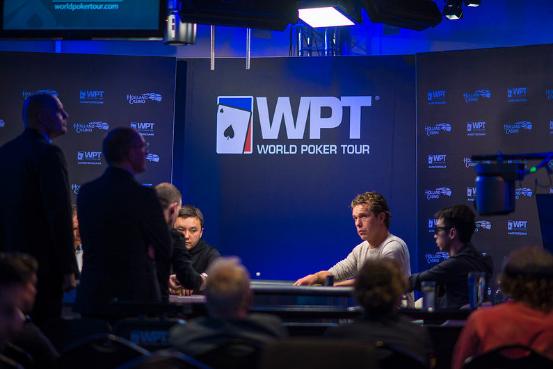 Final table of WPT Amsterdam 2017
