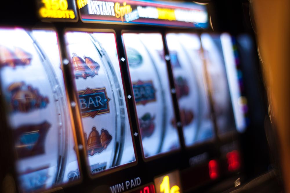 slot machine reels
