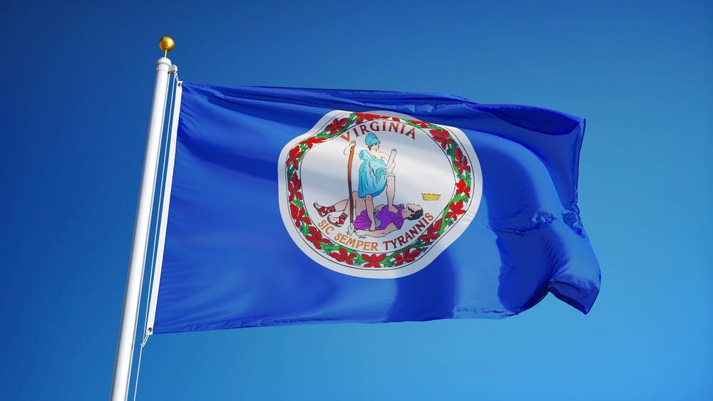 flag of Virginia Commonwealth