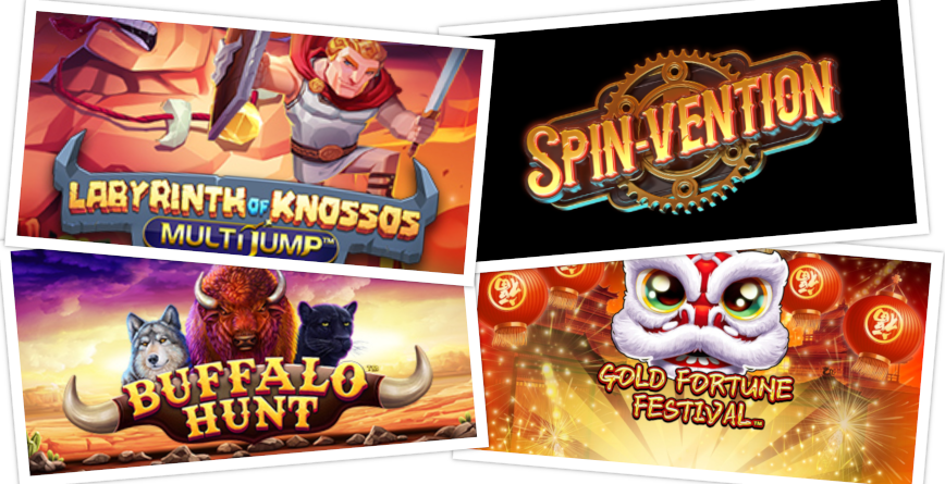 Slots of the Week feature February 12 2021