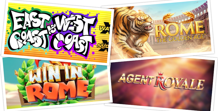 Slots of the Week feature February 5 2021