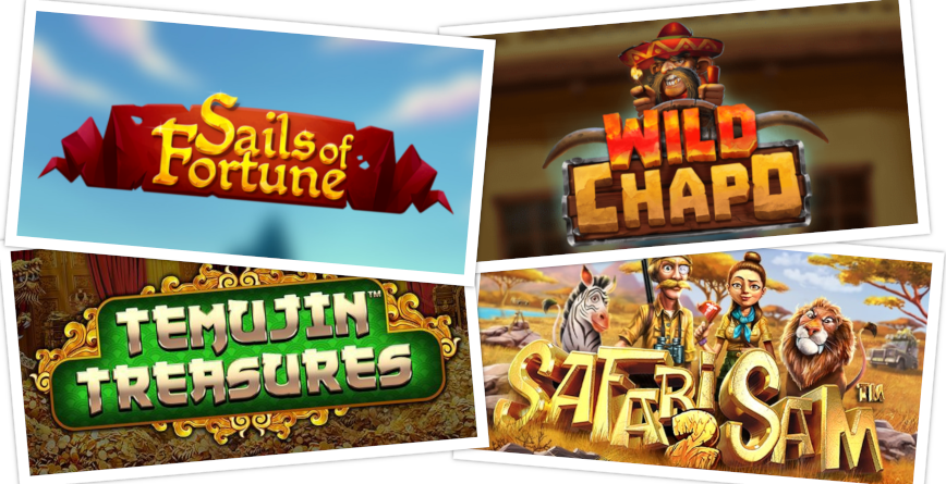 Slots of the Week feature February 26 2021