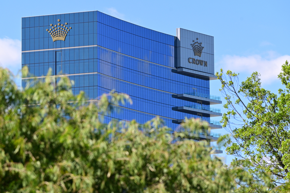 Crown Resort's casino in Perth
