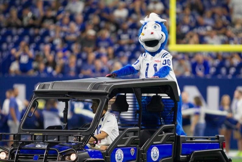 Indianapolis Colts mascot