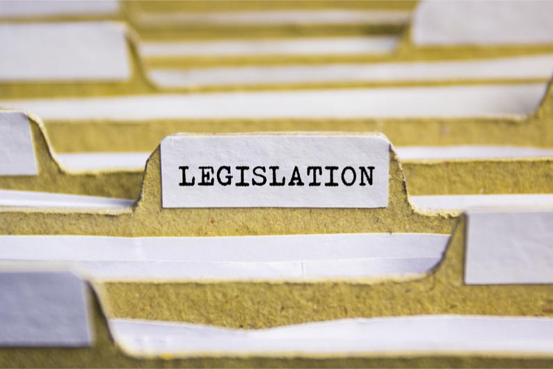 Legislation files