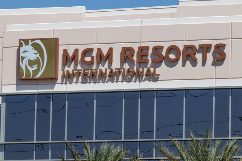 MGM Resorts corporate office