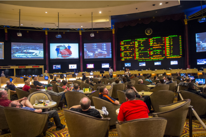Nevada sportsbook