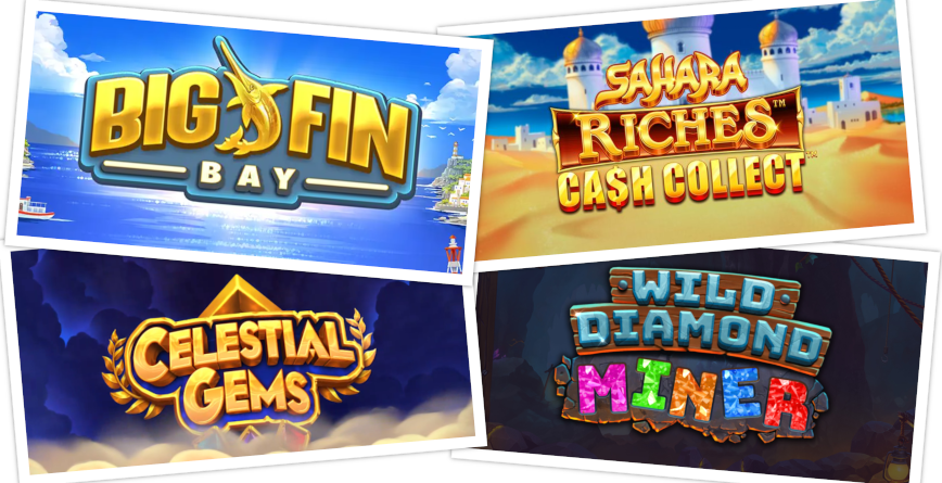 Slots of the Week feature image March 26 2021