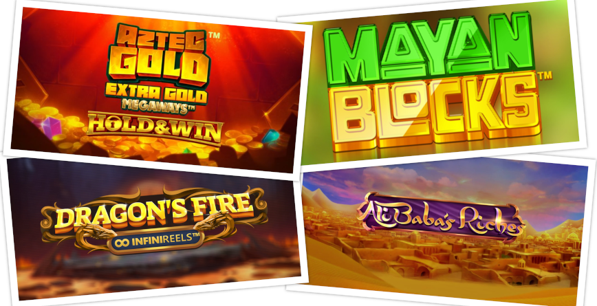 Slots of the Week feature March 5 2021